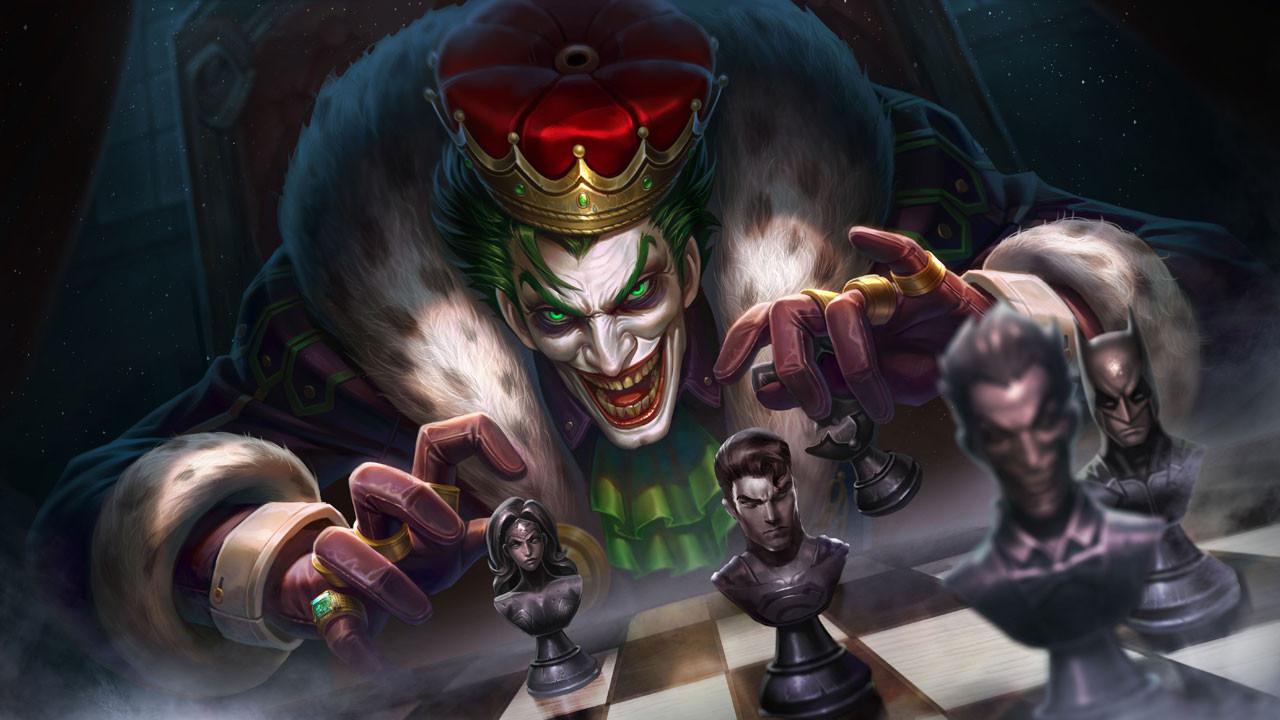 Và nếu để ý, bạn sẽ thấy tất cả các chiêu thức của Joker trong Liên Quân Mobile đều khắc họa rõ nét bản tính tấu hài, thích đùa cợt của nhân ...