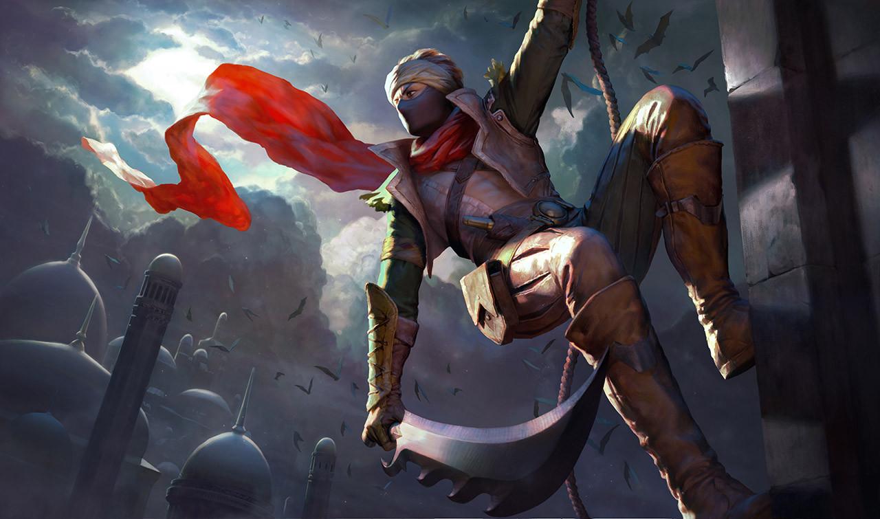 Vì sao thần từng Murad bị ghét nhất trong Liên Quân Mobile? - ảnh 1