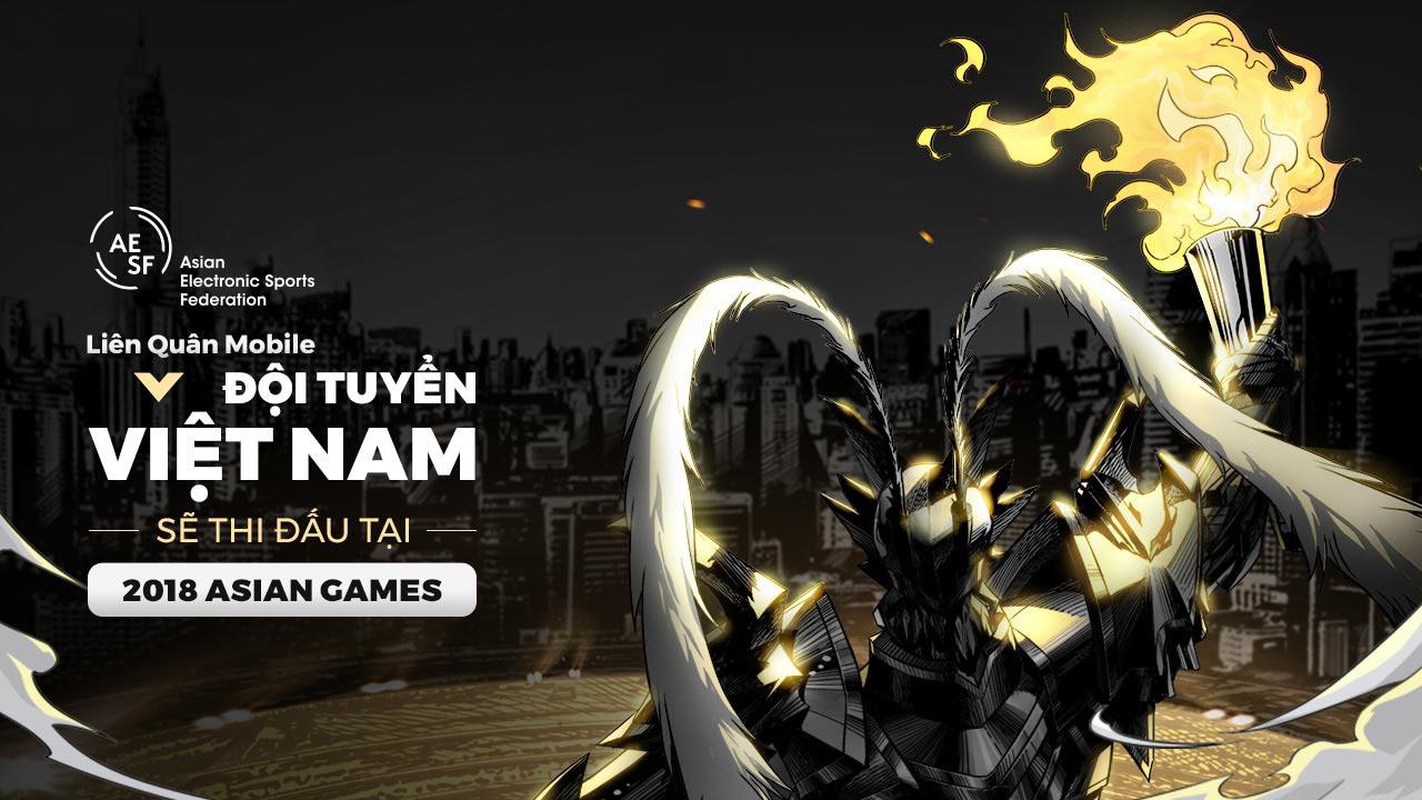 Theo những thông báo chính thức từ Hội Thể thao Điện tử Giải trí Việt Nam  VIRESA, Liên Quân Việt Nam sẽ có một đại diện thi đấu tại Á Vận Hội ...